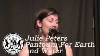 Julie Peters - Pantoum for Earth and Water