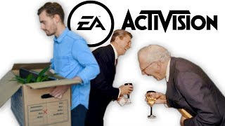 EA and Activision CEOs Swindle Money While Laying Off Hundreds - Inside Gaming Daily