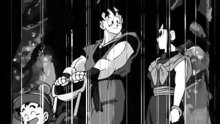 Goku's Sacrifice
