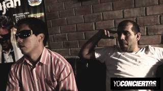 Entrevista a los Filipz previa concierto Zona Ganjah