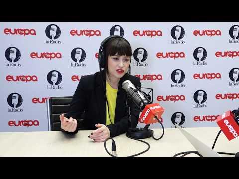 Irina Rimes la Radio cu Andreea Esca