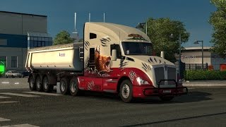 [ETS2 v1.22] Kenworth T680 for ETS2