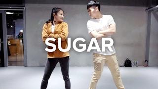 Sugar - Maroon 5 / Eunho Kim Choreography