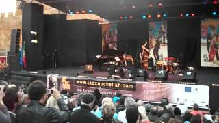 Toxic - Luisa Sobral quartet  - Festival Jazz au Chellah