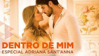 Bárbara Dias - Dentro de Mim (Especial para Adriana Sant'Anna) Lyric Video
