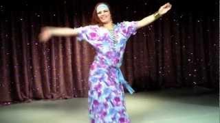 Baladi ya wad. Arabian folklore dance