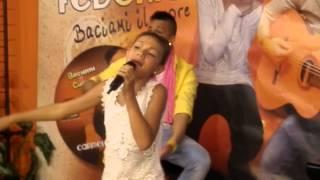 Martina Corrao Live a Tsb Maggio 2014
