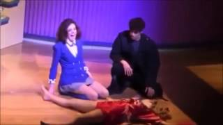 "Every time Veronica laughs in ""Heathers: The Musical"""