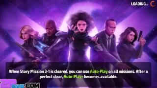 MARVEL Future Fight - Netmarble Games Corp. Chapter3 Level 1-2