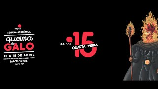 Queima do Galo 2015 - Noite AEIPCA 15-04-2015