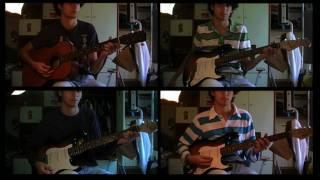 L'ultimo dei moicani colonna sonora cover chitarra