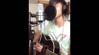 John mayer - XO( cover by Daniel Yeh 葉尚畇)