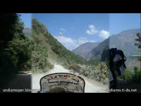 Nepal 2012 Tour Annapurna.,  from Pokhara to Jomsom