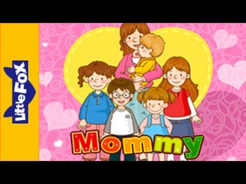 Mommy | Song for Kids by Little Fox - YouTube