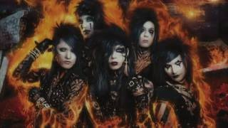 Black Veil Brides Fallen Angels-Instrumental-with dual  lyrics english/spanish