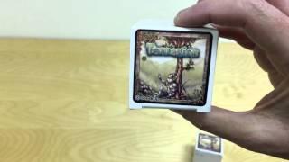 One Drop Terrarian Yoyo Unboxing 4K (real yo-yo)