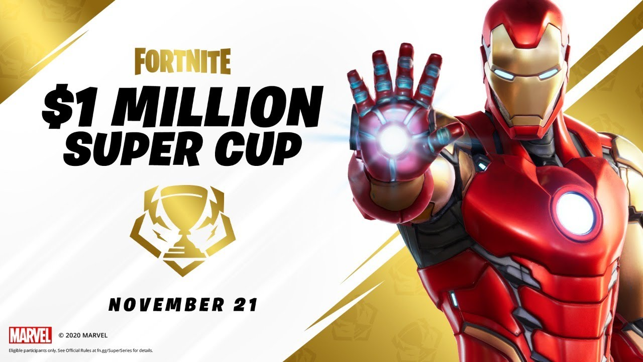 Typical Gamer - EVENT COUNTDOWN!! Mythic $1,000,000 Super Cup! (Fortnite Battle Royale)