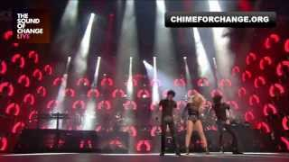 Beyoncé - Run The World Live Chime For Change 720HD
