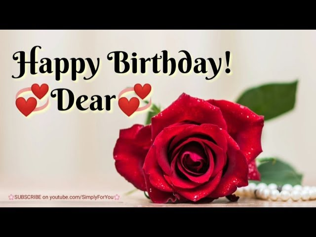 Download Thumbnail For Special Birthday Whatsapp Status