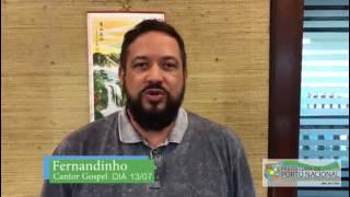 Show Gospel com Fernandinho em Porto Nacional 360p