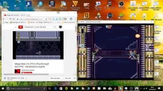 [LIVE 187] MegaMan X3 sur PSX (6/x)