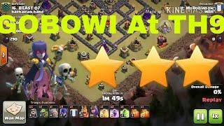 GoVi Attack Th9 coc #1