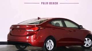 Usado 2015 Hyundai Elantra Para La Venta en Palm Beach FL