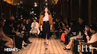 Hermès. Paris Fashion Week otoño-invierno 2013-2014.