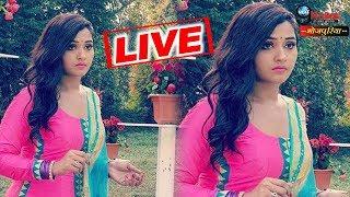 'बलमा जी आई लव यू' के सेट पर से काजल आई live | Kajal live from Movie Set