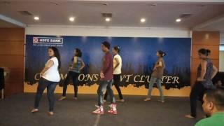 Cham cham dance choreography of danceholic by sagar jadhav. 9702391635 /9867222105