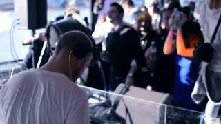 The Martinez Brothers, Joy Orbison, Tom Trago, William Kouam Djoko live @ Concrete, Paris