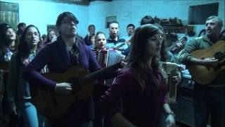 Lamúrias da pobreza, Bailinho Feteira, Terceira, Açores 2012, ensaio música