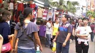 Petaling Street Market KL - HD