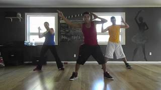 Lady - DDR Fitness Zumba