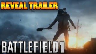 BATTLEFIELD WORLD WAR 1 REVEAL TRAILER (BATTLEFIELD 5 WW1 TRAILER)