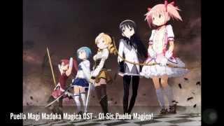 Puella Magi Madoka Magica OST ~ 01 Sis Puella Magica!