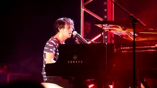 Jamie Cullum à La Villette - Edge Of Something