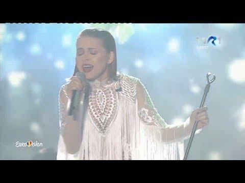 Ilinca - Nu acum | Finala Eurovision România 2018