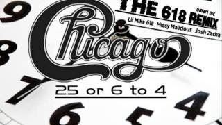Chicago Hip Hop Remix  '25 or 6 to 4'