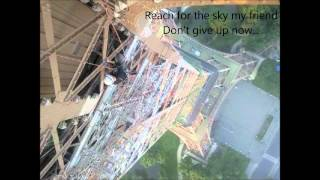 "Tower Climbers: ""Reach for the sky"""
