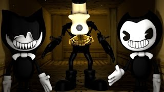 [SFM] Boris The Wolf Jumpscare - Bendy and the Ink Machine