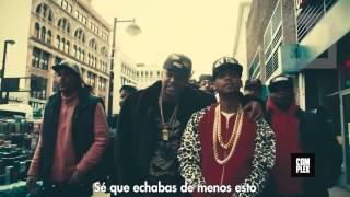 Cam'ron & A Trak - Dipshits (feat. Juelz Santana) (Traducido español subtitulado)