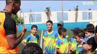 Académie Aïn Sebaa de football : Encourager les meilleurs talents et inculquer les valeurs citoyennes