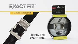 ExactFit Men's Belt