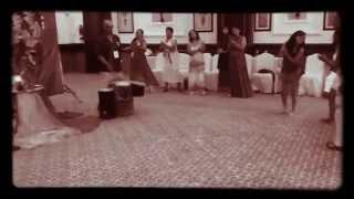 Aline Castell - Celebrando a la Diosa - Goddess Conference 2014 MEXICO