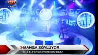 Manga - Turkey Eurovision 2010 - We Could Be The Same || HQ ||