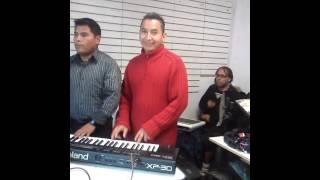 Fonking Town (Cover Cybersonic Band) Lolek Gonzalez
