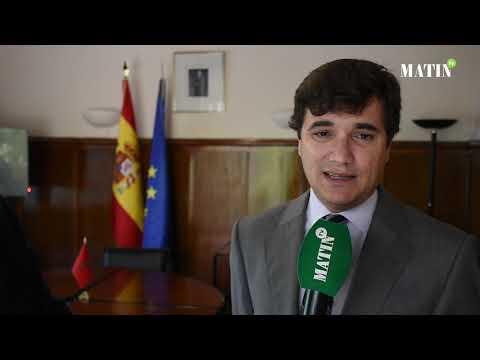"""Video : Garcia Moreno : """"Les relations économiques entre le Maroc et l'Espagne se sont intensifiées ces dernières années"""""""