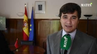 """Garcia Moreno : """"Les relations économiques entre le Maroc et l'Espagne se sont intensifiées ces dernières années"""""""