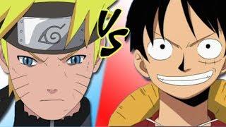 Naruto vs. One Piece FINAL SHOWDOWN (Rant Café #27) width=